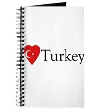 I Love Turkey Journal
