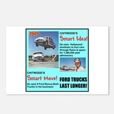 """""""1949 Thrill Show"""" Postcards (Package of 8)"""