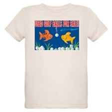 Golf Balls For Sale Sign T-Shirt