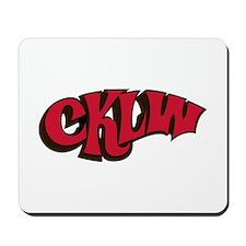 CKLW Detroit 1970s -  Mousepad