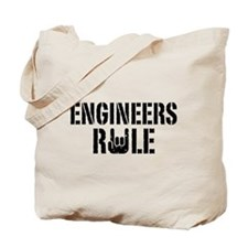 Engineers Rule Tote Bag