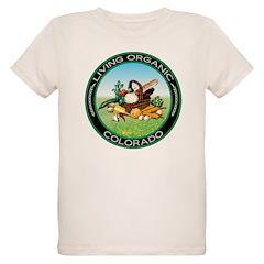 Living Organic Colorado Organic Kids T-Shirt