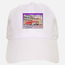 """1949 Packard Ad"" Baseball Baseball Cap"
