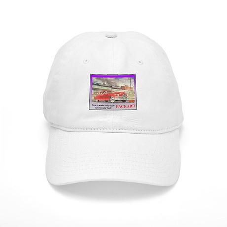 """""""1949 Packard Ad"""" Cap"""