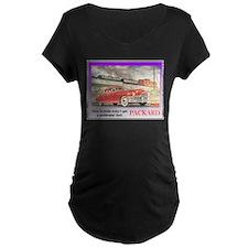 """""""1949 Packard Ad"""" T-Shirt"""