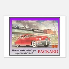"""""""1949 Packard Ad"""" Postcards (Package of 8)"""