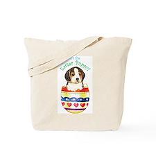 Easter Beagle Tote Bag