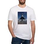 Thunderbird Vertical Fitted T-Shirt