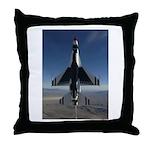 Thunderbird Vertical Throw Pillow