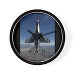 Thunderbird Vertical Wall Clock