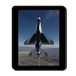 Thunderbird Vertical Mousepad