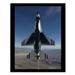 Thunderbird Vertical Small Poster