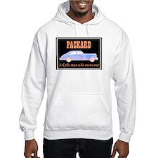"""""""Packard Slogan"""" Hoodie"""
