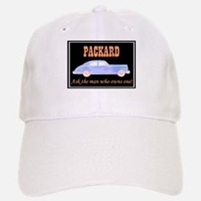 """Packard Slogan"" Baseball Baseball Cap"