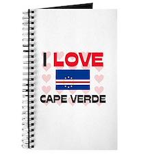 I Love Cape Verde Journal