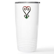 SANKOFA Travel Mug