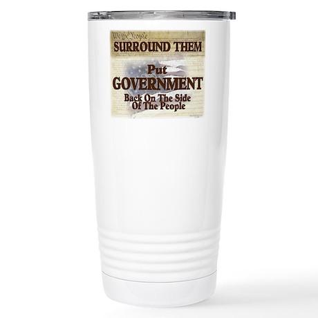 Shirts & Gifts Stainless Steel Travel Mug