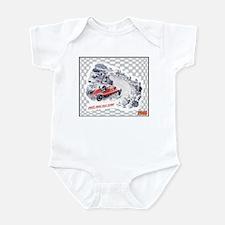 """1946 Cadillac Ad"" Infant Bodysuit"