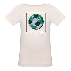 Soccer is my World Tee