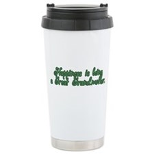 Happiness is being a Great Grandmother Travel Mug