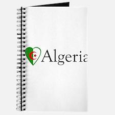 I Love Algeria Journal
