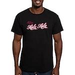 Enjoy Halo Halo Men's Fitted T-Shirt (dark)