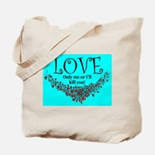 LOVE Only me Tote Bag