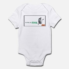 """1946 Fisk Tire Ad"" Infant Bodysuit"