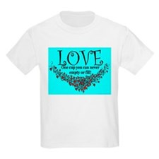 LOVE One cup Kids T-Shirt