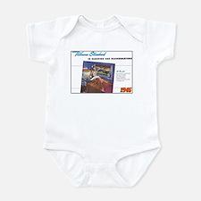 """1946 Pullman Ad"" Infant Bodysuit"