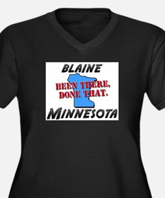 blaine minnesota - been there, done that Women's P