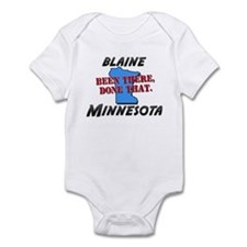 blaine minnesota - been there, done that Infant Bo