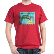 """1946 Lincoln Ad"" T-Shirt"