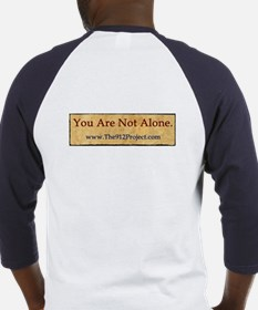 Unique You not alone Baseball Jersey