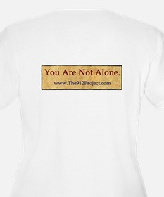 Funny You are not alone T-Shirt