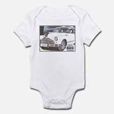 """1946 Buick Ad"" Infant Bodysuit"