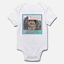 """1946 Wurlitzer Ad"" Infant Bodysuit"