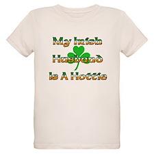 My Irish Husband Is A Hottie T-Shirt