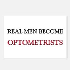 Real Men Become Optometrists Postcards (Package of