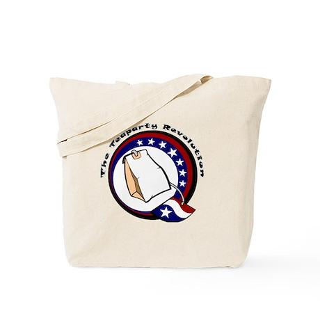 Teaparty Revolution Tote Bag