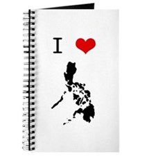I Heart The Philippines Journal