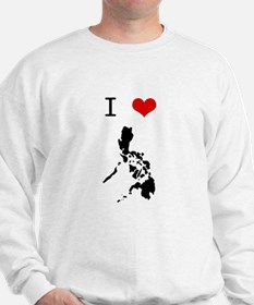 I Heart The Philippines Jumper