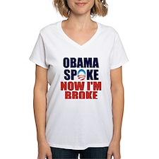 Obama Spoke Shirt