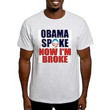 Obama Spoke T-Shirt
