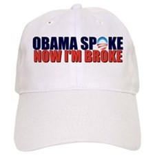 Obama Spoke Baseball Cap