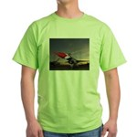 Thunderbird Sunset Green T-Shirt