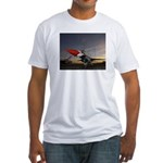 Thunderbird Sunset Fitted T-Shirt