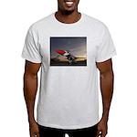 Thunderbird Sunset Ash Grey T-Shirt