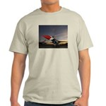 Thunderbird Sunset Ash Grey T-Shirt