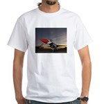 Thunderbird Sunset White T-Shirt